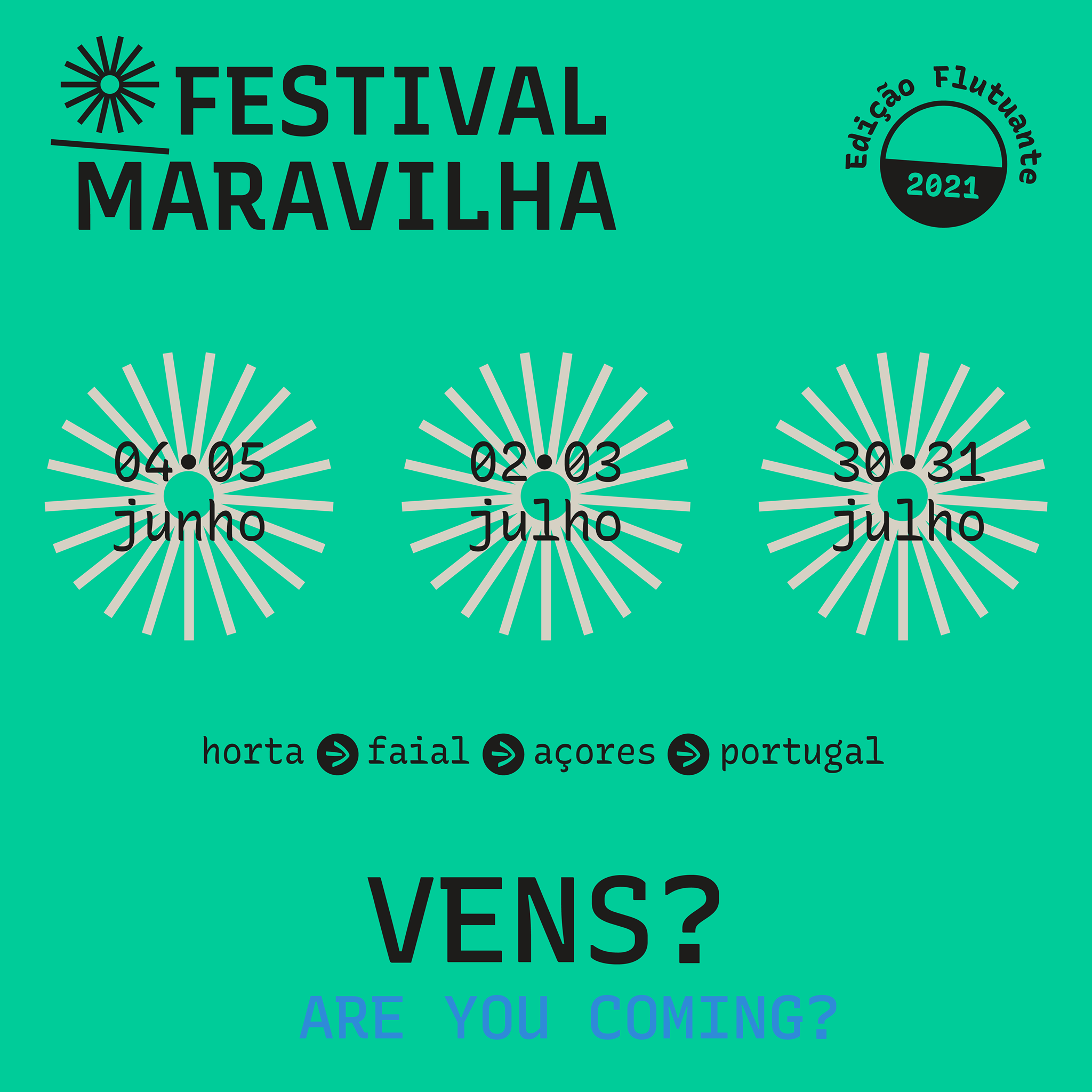 Read more about the article Festival Maravilha 2021