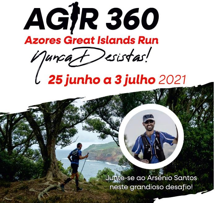 AGIR 360 Azores Great Islands Run