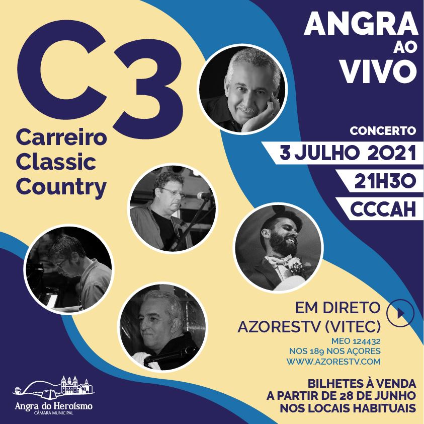 Read more about the article C3 Carreiro Classy Country – Angra ao Vivo