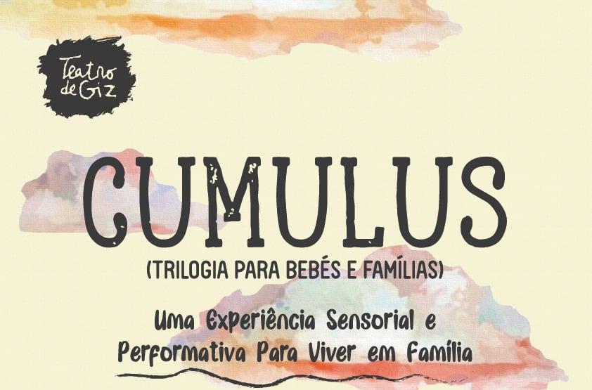 Cumulus – Trilogia pra bebés e famílias