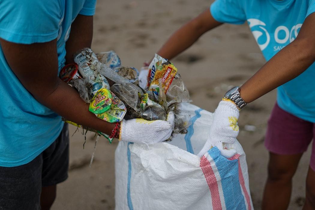 Read more about the article Limpeza da orla costeira no Município de São Roque do Pico