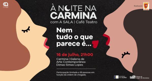 """Read more about the article """"Nem tudo o que parece é…"""", pelo Grupo de Teatro A Sala"""