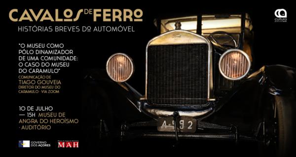 Read more about the article Exposição Cavalos de Ferro | Histórias Breves do Automóvel