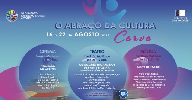 Read more about the article O Abraço da Cultura – Corvo