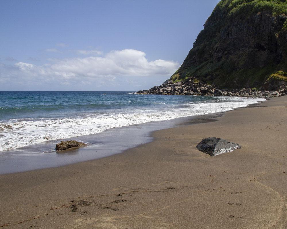 Read more about the article Limpeza da zona balnear da Foz da Ribeira das Coelhas