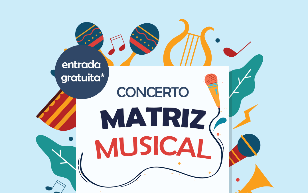 """Read more about the article Concerto """"Matriz Musical"""""""