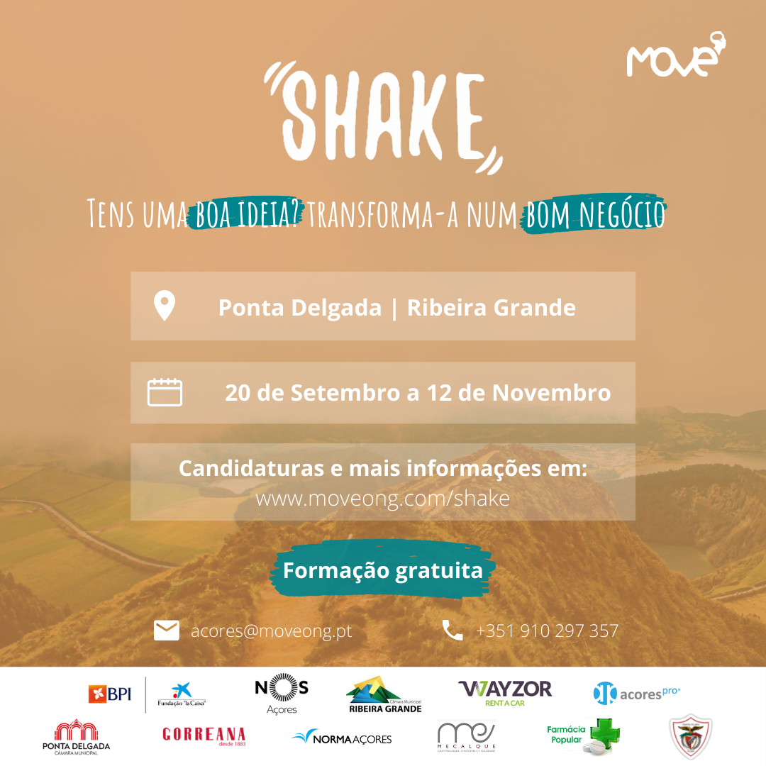Read more about the article Shake – MOVE Açores 2021