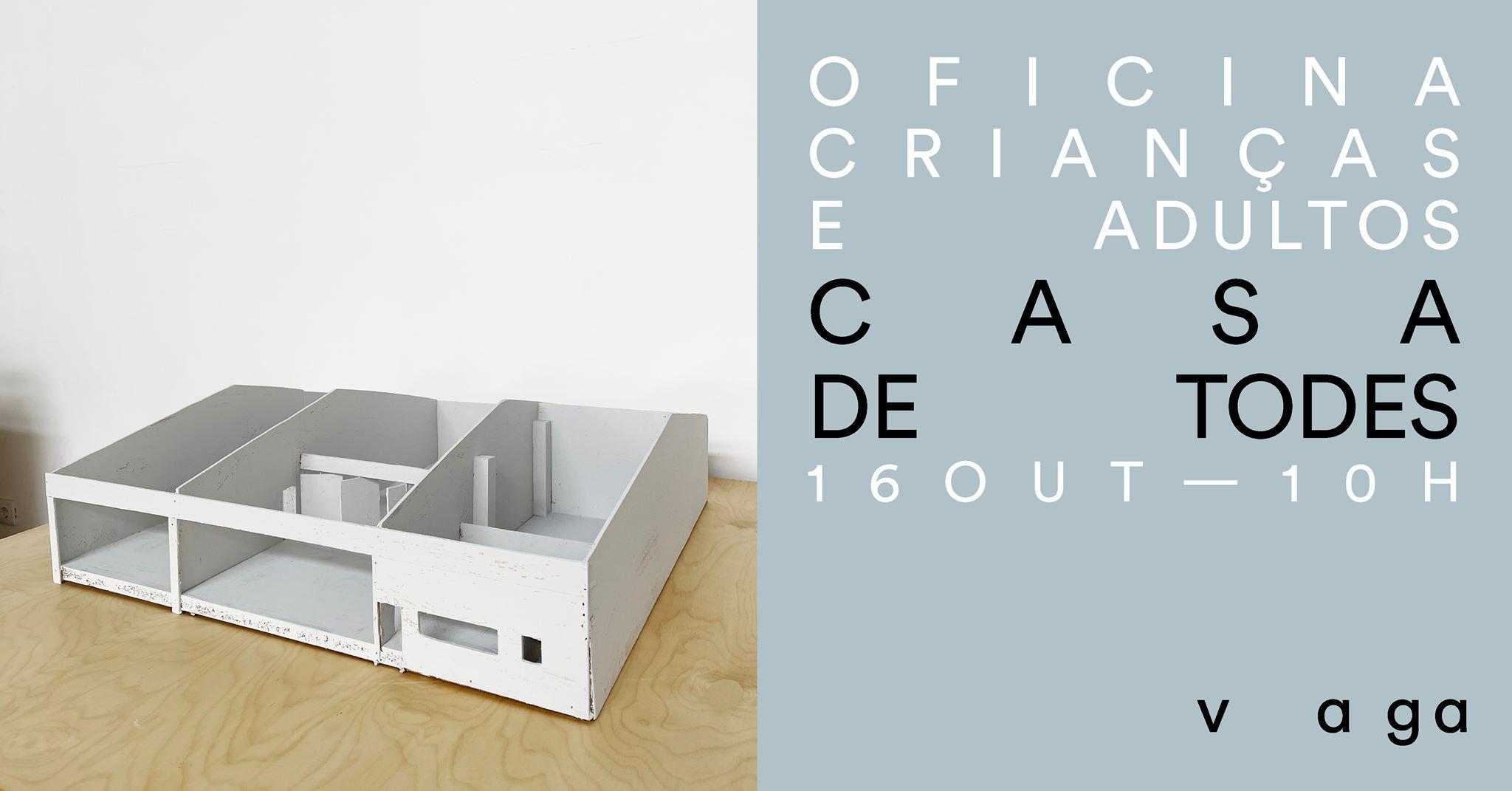 """Read more about the article Oficina crianças e adultos – """"Casa de todes"""""""