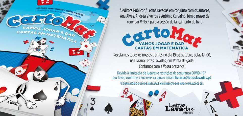 "Read more about the article Lançamento do livro ""CartoMat"""