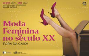 Moda Feminina no Séc. XX   Fora da Caixa